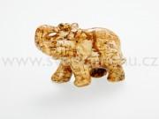Jaspis obrázkový slon