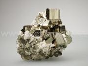 Pyrit krystal