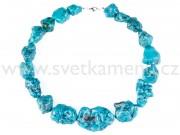 Tyrkys náhrdelník
